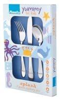 Amefa Children's Cutlery Set - 3 Piece Splash